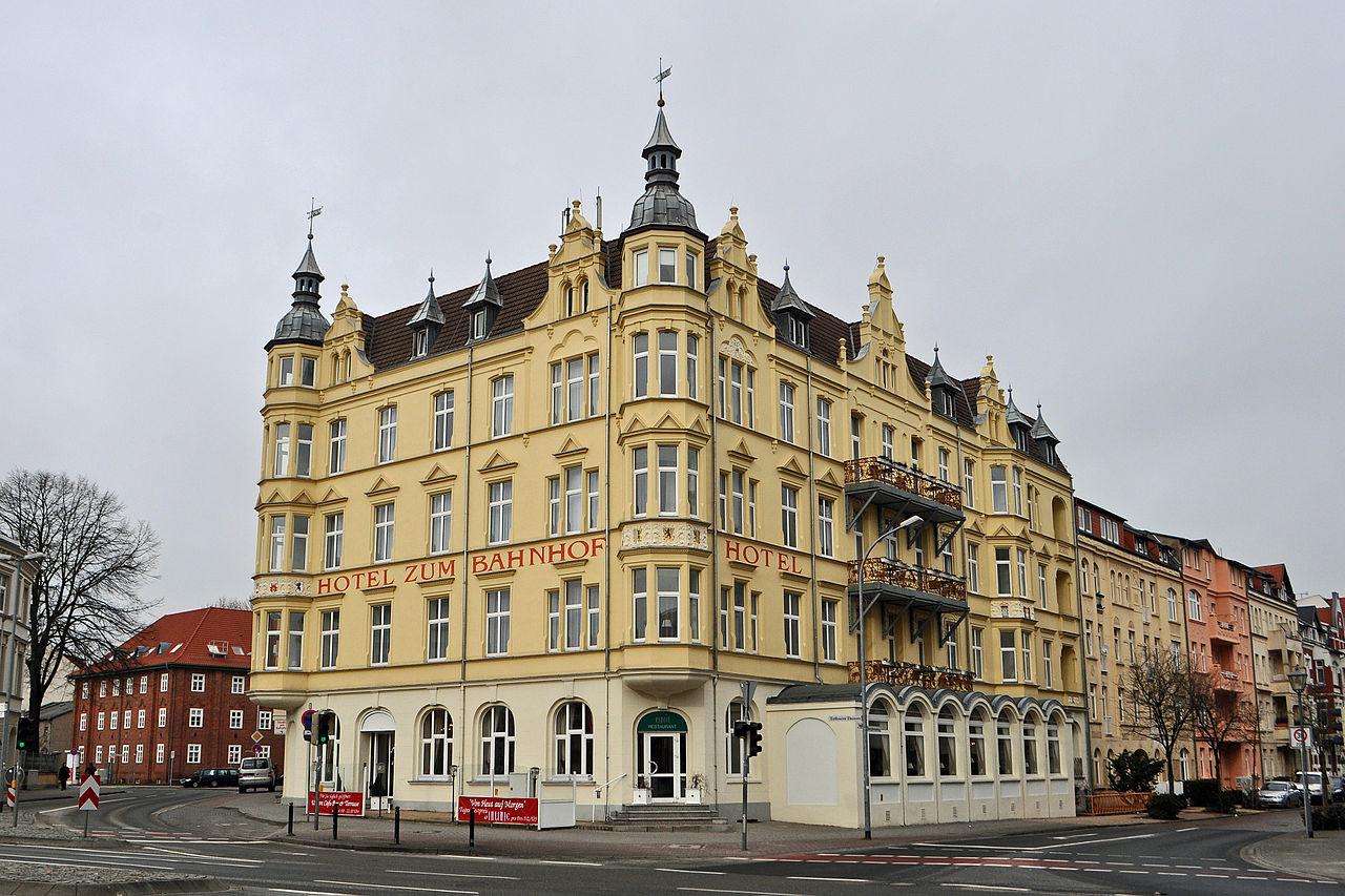 Hotel Am Bahnhof In Munchen