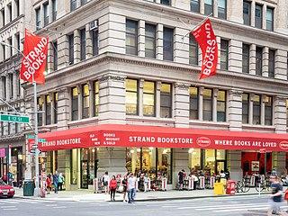 bookstore in Manhattan