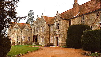 Horton-cum-Studley - Studley Priory