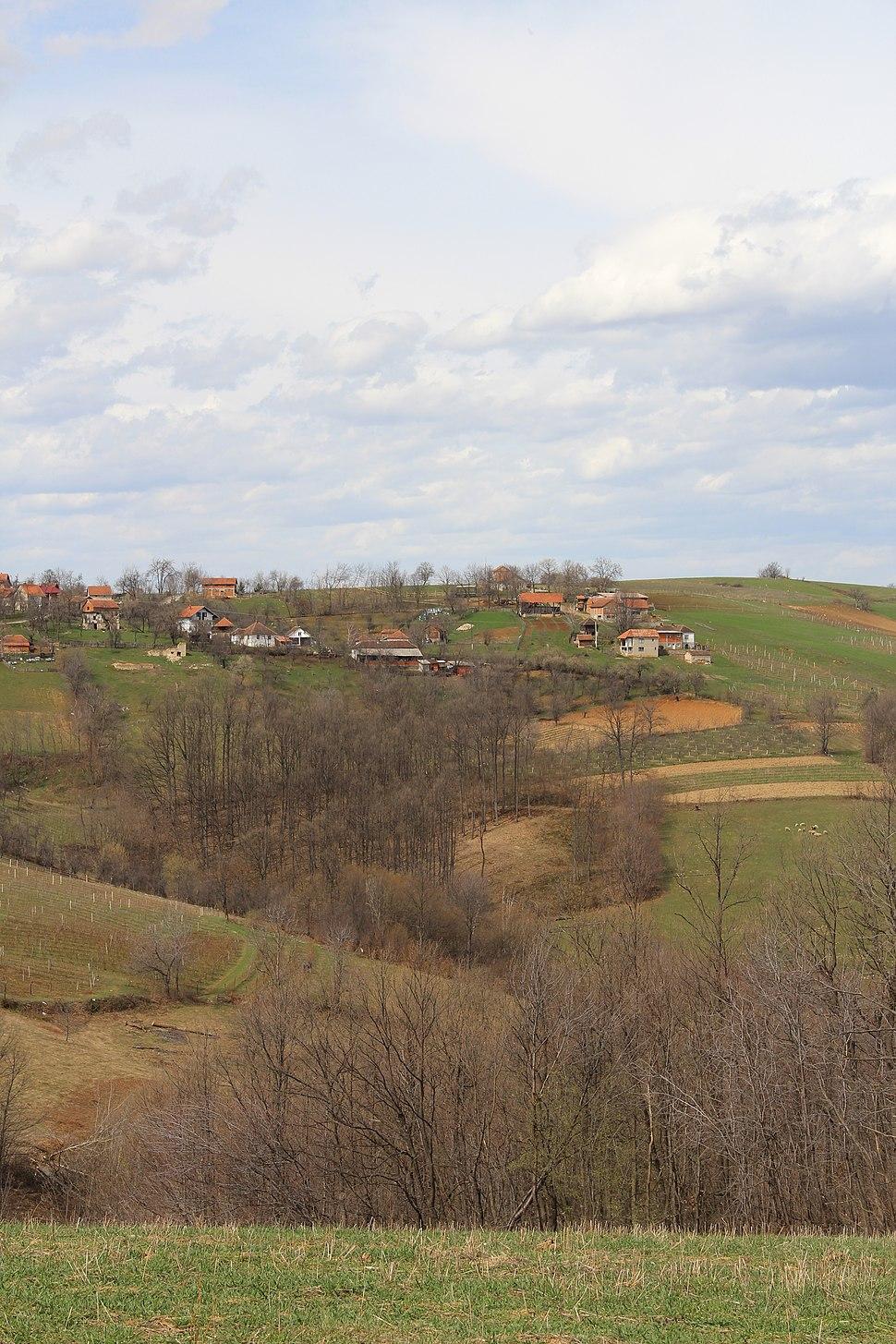 Sušica - opština Valjevo - zapadna Srbija - panorama 10