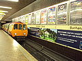 Subway train at Buchanan Street, Glasgow - DSC06202.JPG