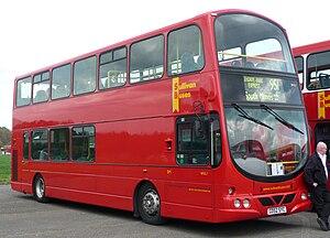 Sullivan Buses - Wright Eclipse Gemini bodied Volvo B7TL