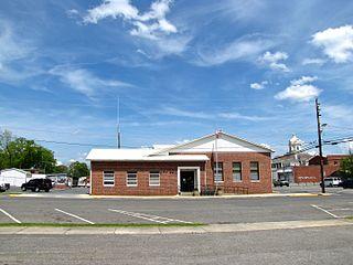 Summerville, Georgia City in Georgia, United States