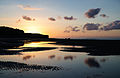 Sundown at Omaha Beach, Vierville sur Mer (6032294945).jpg