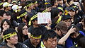 Sunflower movement demonstration in Taiwan 7.jpg