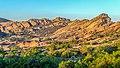 Sunrise at Vasquez Rocks Nature Area, Santa Clarita, CA (15953893446).jpg