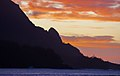 Sunset over the Napali Coast (8034687052).jpg
