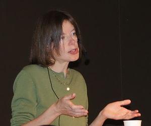 Susan Faludi - Faludi in 2008