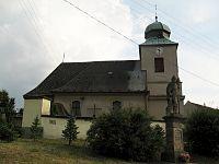 Svatý Jiří, kostel svatého Jiří.jpg
