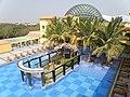 Swimming pool in Employee Care Centre, Infosys Mysore (19).JPG