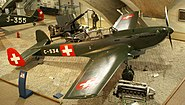 Swiss Air Force C-3603-1