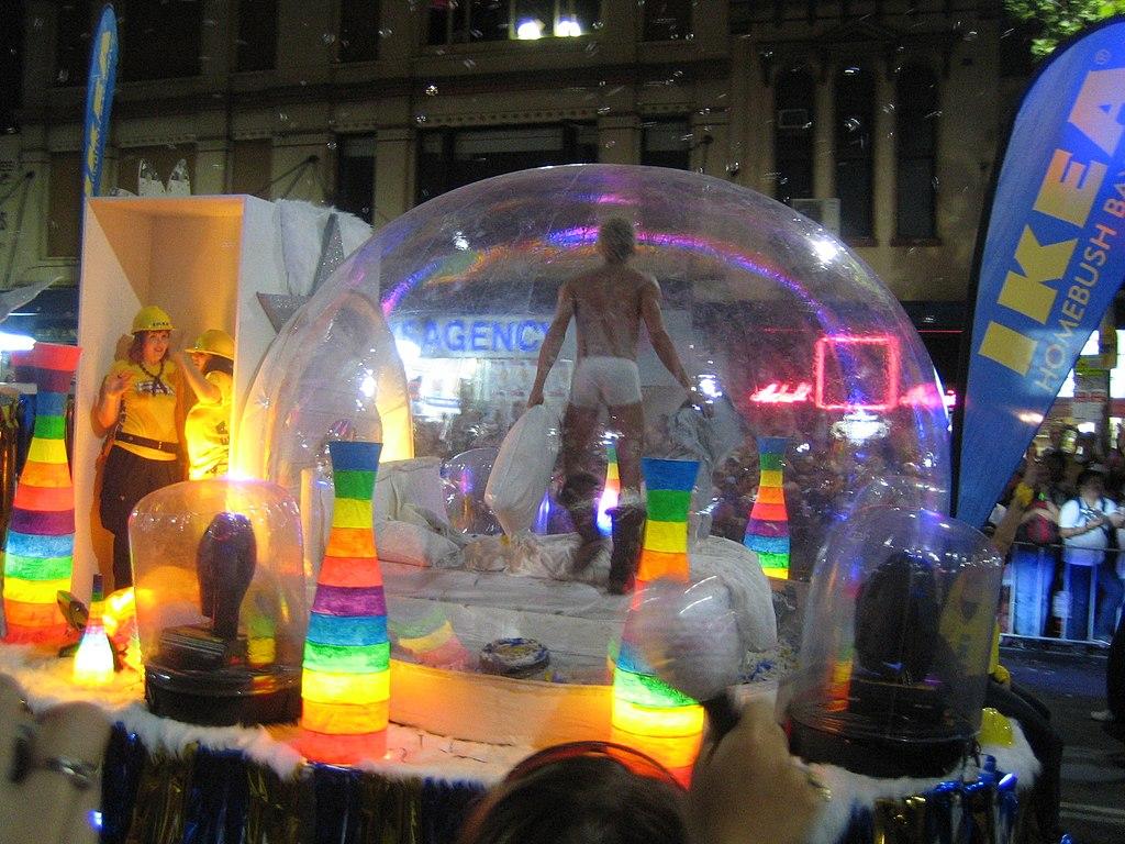 Sydney gay and lesbian mardi gras 2006