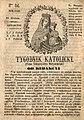 """Szata graficzna strony tytułowej """"Tygodnika Katolickiego"""" od nr. 47..jpg"""