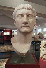 Portrait de Drusus le Jeune Ra 342 d