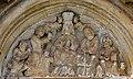 Tímpano de la portada de San Pedro y San Pablo, Gredilla de Sedano (15516870793).jpg