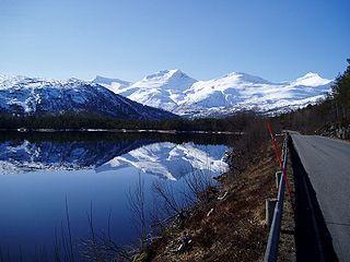 Hamarøy Municipality in Nordland, Norway