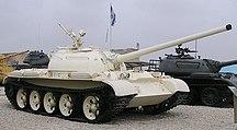 Uruguay-Military-T-54-
