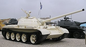 Uruguayan Army T-54 light tank. T-54-.jpg