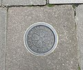 T. Sampson Euston Road manhole cover Marylebone.jpg