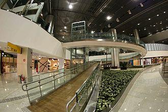 São Paulo–Guarulhos International Airport - Interior of Terminal 3