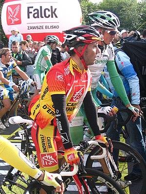 Joaquim Rodríguez - Rodríguez at the 2007 Tour de Pologne