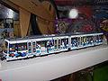 TG Bornheim U5-Wagen H0-Modell 09112009.JPG