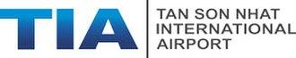 Tan Son Nhat International Airport - Image: TIA logo