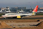 """TUIfly Boeing 737-8K5 D-ATUE """"ICE colors"""" (22044490561).jpg"""