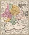 Tabula geographica qua pars Rusiae Magnae - Pontus Euxinus seu Mare Nigrum et Tartaria Minor cum finitimis Bulgariae Romaniae et Natoliae Provinciis LOC 2011585232.tif