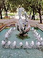 Taksim Gezi Park Dolphin water fountains.jpg