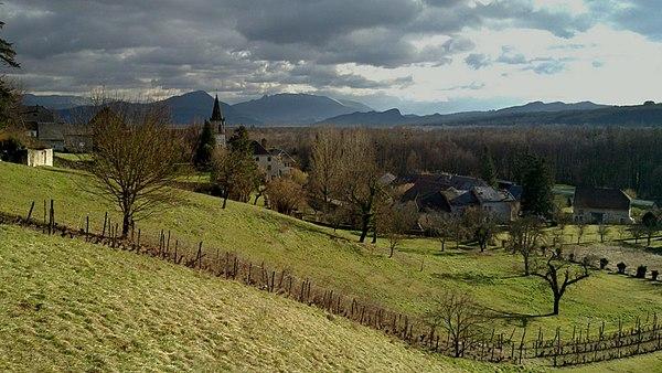 Photo de la ville Talissieu