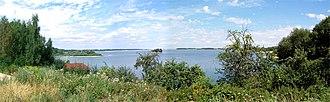 Bautzen Reservoir - Image: Talsperre Bautzen 01