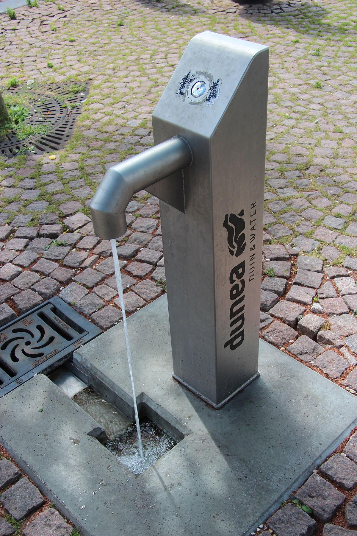 Watertappunt - Wikipedia