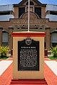 Targa a ricordo della Repubblica di Negros a Bago, Negros Occidental, Filippine.jpg