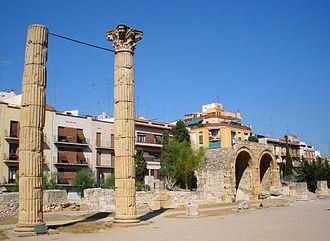 Archaeological Ensemble of Tárraco - Image: Tarragona Foro colonial 1