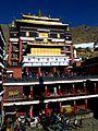 Tashilhunpo Monastery Shigatse Tibet China 西藏 日喀则 扎什伦布寺 - panoramio (9).jpg