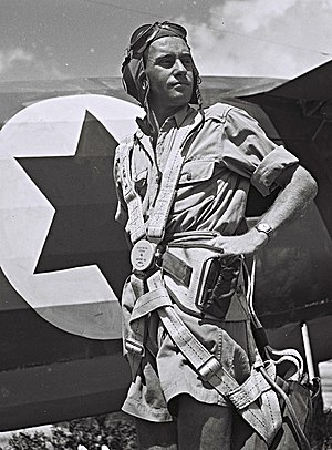 Israeli air force pilot