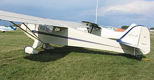 Taylorcraft B - Taylorcraft BC-12-D