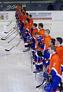 ijshockey team