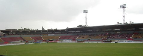 Tecos stadium