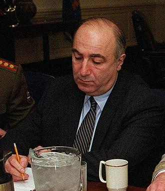 Tedo Japaridze - Tedo Japaridze in 2001