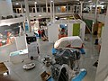 Tekniikan museon Tekniikan maa -näyttelyn rakentamista 2.jpg