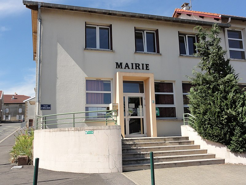 Tellancourt (Meurthe-et-M.) mairie