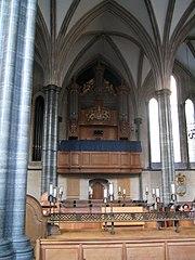 TempleChurch-Organ
