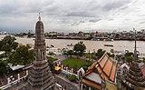 Templo Wat Arun, Bangkok, Tailandia, 2013-08-22, DD 16.jpg