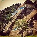Templo de las Inscripciones Palenque, Chiapas ,Mexico.jpg