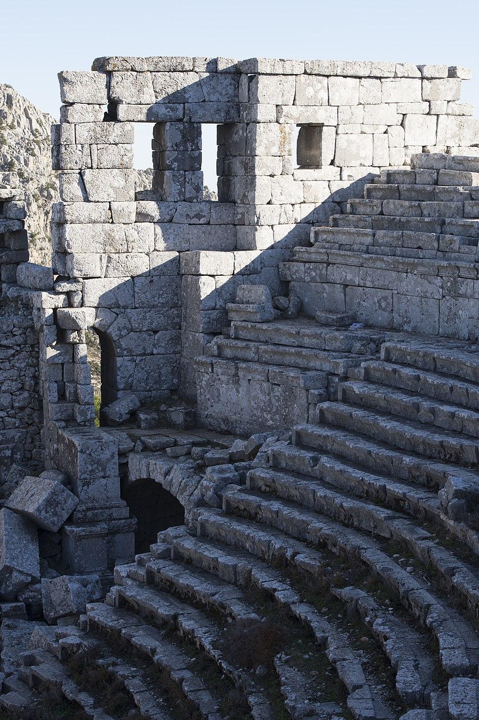 Termessos Theatre 3468