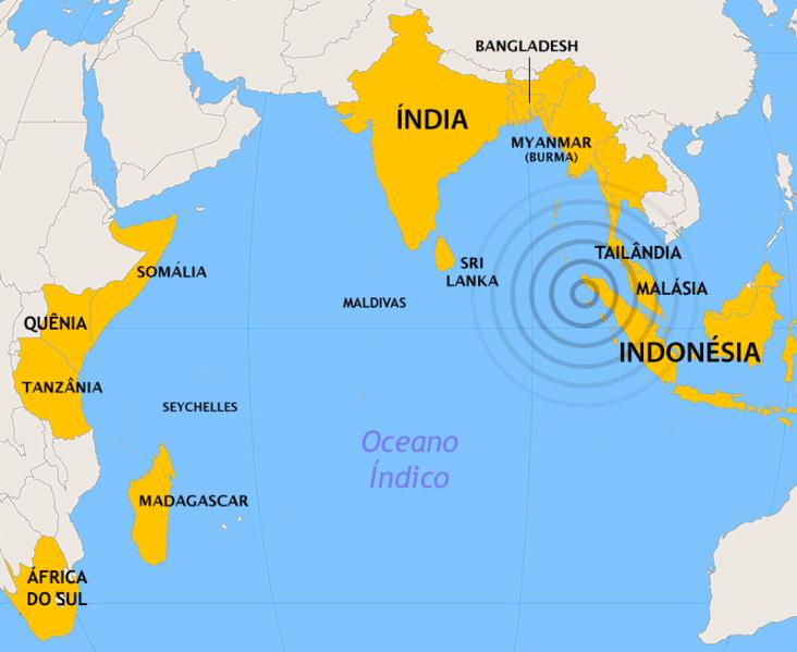 LostBrasil  Exibir tpico  A Ilha fica no Oceano Indico com