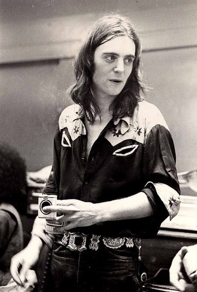 Picture of a band or musician: Terry Reid