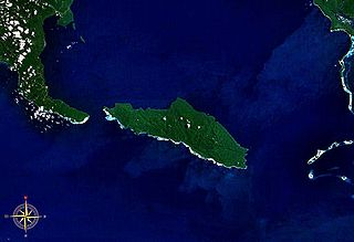 Tetepare Island island